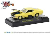Diecast Car 1/64 M2 Machines Toys Detroit-muscle 1968 Firebird 400 H.o Model