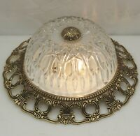Antik Stil Deckenleuchte Lampe Plafoniere Ø25cm Flush Mount Led Light Ceiling