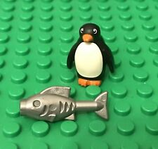 Lego Penguin animal From Wildlife Photographer Collectable MiniFigures Series 16