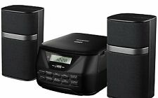 Duronic RCD017 Micro Hi-Fi Audio System CD MP3 CD USB FM Radio Aux Smart Device