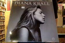 Diana Krall Live in Paris 2xLP sealed vinyl