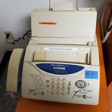Brother Intellifax 1270e Fax Phone Amp Copier With Used Toner