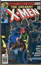 Uncanny X-Men 1963 series # 114 fine comic book