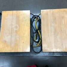 Lot of 2 - FMC, Syntron, J-50 Paper Jogger (Used / Operational)