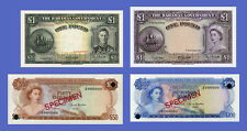 BAHAMAS - Lots of 4 notes - 1-->100 Dollars - Reproductions