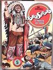 TORO SEDUTO Il profeta dei Sioux Rino Albertarelli Daim Press Fumetti Western di