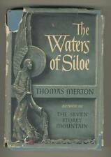 1951 WATERS OF SILOE, TRAPPIST MONKS, MONASTERY LIFE