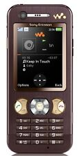 Sony Ericsson W890i W890 i Walkman MP3 Handy / Garantie in mocca braun