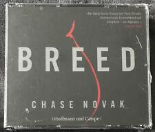 Hörbuch ? BREED ? Chase Novak   6 CDs    Hörbücher NEU