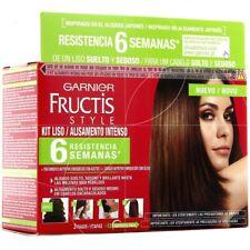 Garnier Fructis - Kit de Lissage & Soin enrichi aux Huiles
