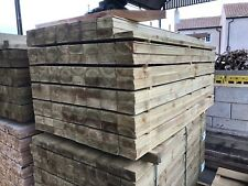 Feather edge boards 1.8m (6ft) tanalised fencing cladding etc