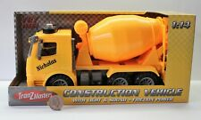 Cement Mixer Lorry Truck Lights Sound PERSONALISED NAME Toys Boys Present Gift