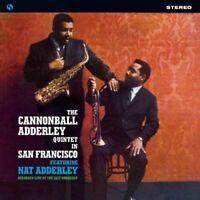 Adderley, CannonballThe Cannonball Adderley Quintet in San Fransisco(New Vinyl)