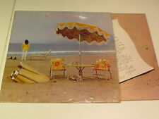 Neil Young On the Beach -German Reprise 54014 Innersleeve & Printed Innercover