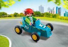 Playmobil 5382 Special- Boy With Go-Kart - New, Sealed