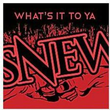 Snew - What's It to Ya [New CD]