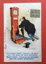 CPA. Donald MAC GILL. Balance. Pendule. Homme. Comique. N°2182. 1920.