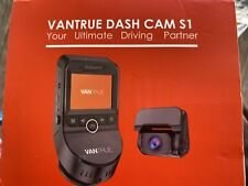 New listing Vantrue S1 4k Dash Cam 1080P Front And Rear Dash Camera With Gps