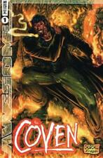 COVEN #1 CHURCHILL COVER  (1999) 1ST PRINT BAG & BOARDED AWESOME COMICS