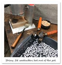 Lead Alloy Bullet Casting Flux Coarse Cut Hard & Soft Wood Sawdust