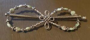 Lila Rose Flexi, Jasper Celtic Cross, Mega Size