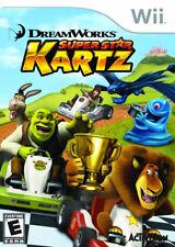 DreamWorks Super Star Kartz WII New Nintendo Wii, nintendo_wii;