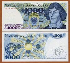 Poland, 1000 Zlotych 1975, P-146a, UNC > Kopernicus