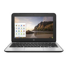 "HP Chromebook 11 G3 11.6"" Laptop Intel Celeron Dual Core 2.16GHz 2GB 16GB SSD"