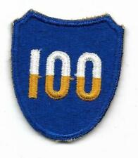 WWII 100th Infantry Division patch
