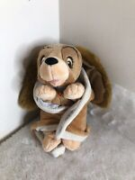 Disney Babies Lady And The Tramp Blanket Soft Plush Toy plush collectable