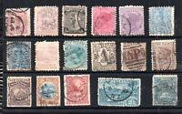 New Zealand QV used unchecked collection WS19329