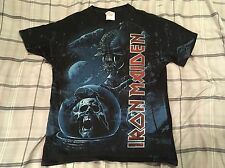 Men's Iron Maiden The Final Frontier T Shirt Size Medium