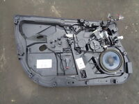 2013 FORD FIESTA 1.6 TDCI 5DR PASSENGER SIDE FRONT WINDOW REGULATOR