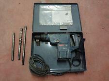 Bosch GBH 38 Martello perforatore - demolitore completo di inserti