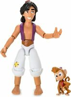 Aladdin Action Figure Authentic Disney Store Toybox Collectible
