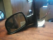2001 2002 2003 2004 DODGE CARAVAN MIRROR POWER LH PLUG IS CUT