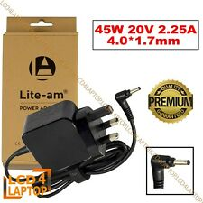 For Lenovo ADP-45DW BA ADP-45DW C 45W Laptop AC Adapter Battery Charger PSU