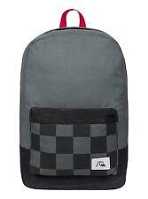 Quiksilver Backpack Night Track Modern Original Backpack Black Cotton