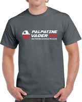 519 Palpatine Vader 2016 mens T-shirt election star dark side wars sith jedi new