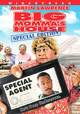 Big Mommas House (DVD, 2006)Special Features Wide Screen / Free Shipping