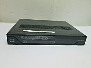 Cisco 892FSP C892FSP-K9 Gigabit Ethernet Security Router