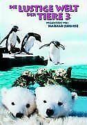 Die lustige Welt der Tiere 3 | DVD | Zustand gut