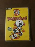 Rollerbot (PC Game) Video Computer Game Kool Dog Entertainment PC CD ROM Retro