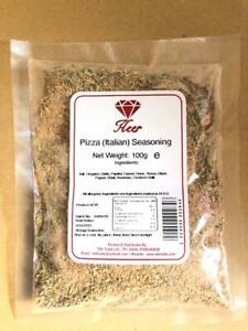 Pizza/Italian Seasoning 100g - 1Kg
