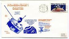 1978 Pioneer-Venus 1 Orbiter Centaur Carbon Dioxide Atmosphere Barstow NASA AMES