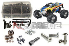 RC Screwz TRA009 Traxxas T-Maxx 1.5 Stainless Steel Screw Kit