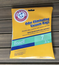 Arm & Hammer Bissell 7 Vacuum Bags (3 Pack) 62615A👍🏻