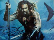 Jason Momoa Aqua-man 8x10 Photograph Signed Autographed Free Shipping