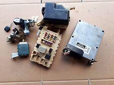 TOYOTA YARIS 2000 1.0 VVTI - ECU Kit, Engine ECU, Fuse, key, locks 8966152064