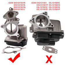 For Audi A4 2.0 B7 A6 C6 03G131501 R B EGR Exhaust Gas Recirculation Valve QZFSP